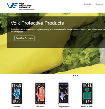 Volk Website