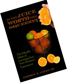 Is the Juice Worth the Squeeze?  George Casey