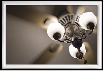 Energy Efficient Ceiling Fans Image