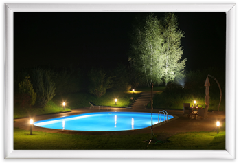 Outdoor & Landscape Lighting Image