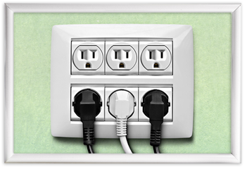 Specialty Receptacles Outlets Image