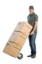 Able Moving Company.  When you're ready, we're Able