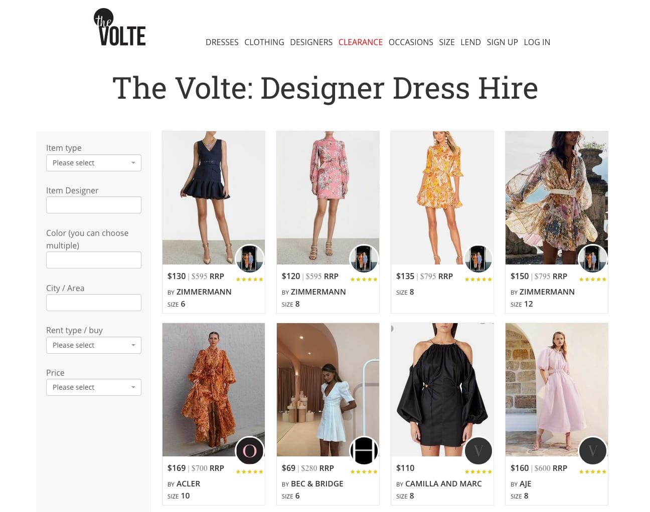 The Volte