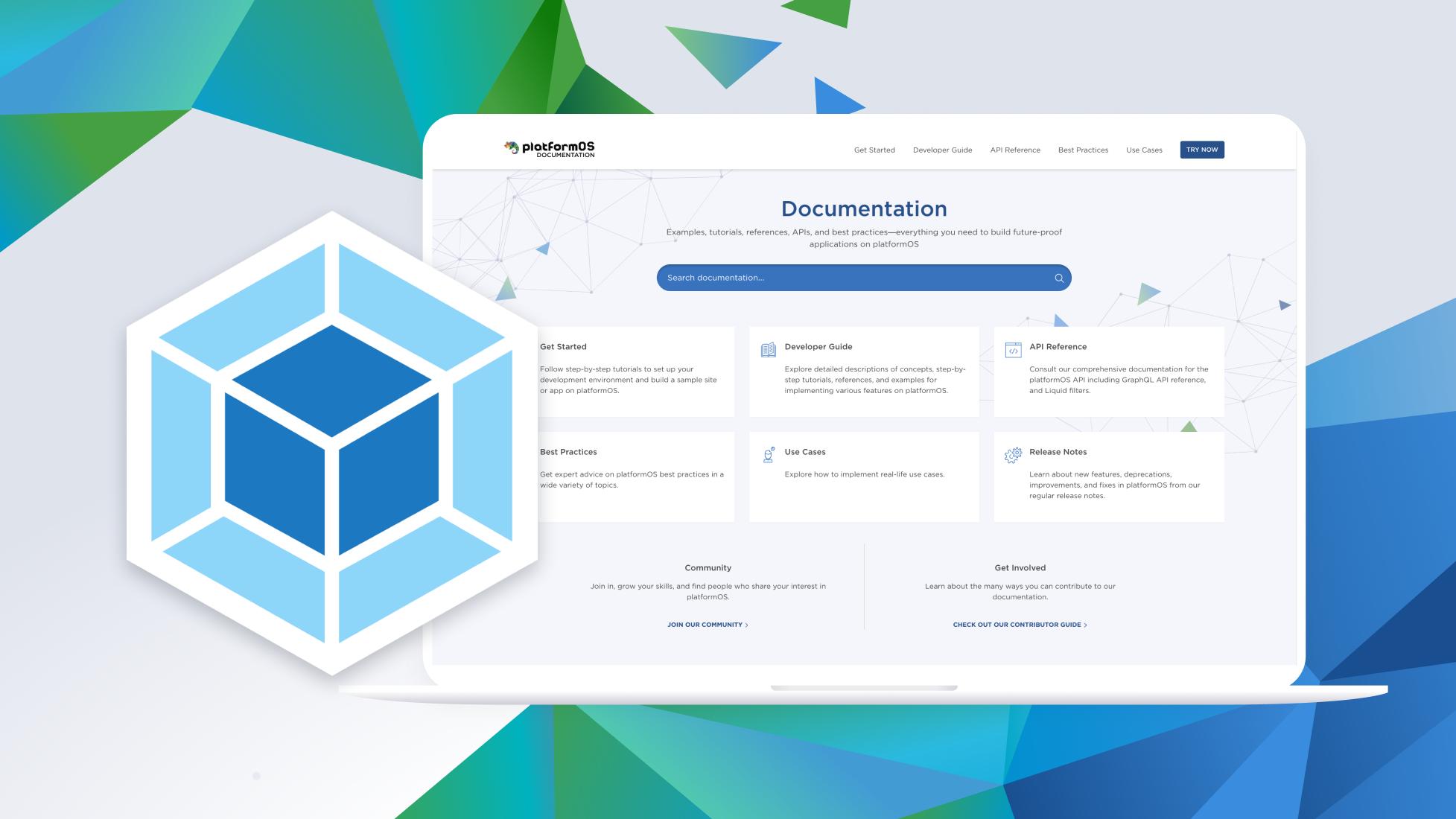 platformOS Documentation Site Webpack Setup