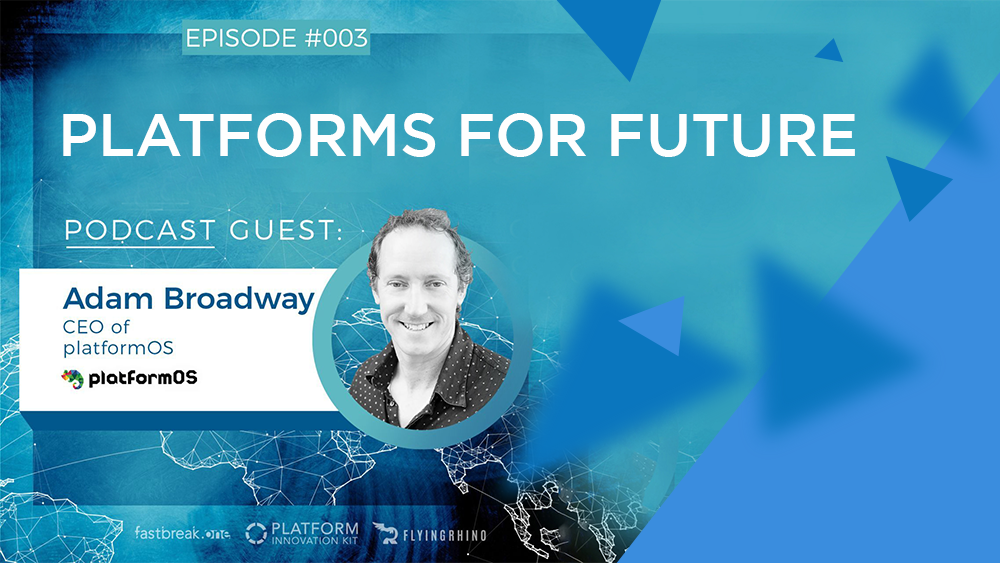 Platforms for Future Podcast: How to Leverage Communities to Unlock Network Effects