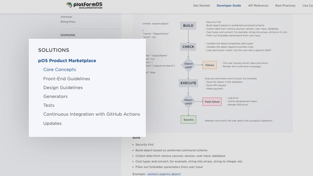 platformOS Status Report — Feb 8, 2021