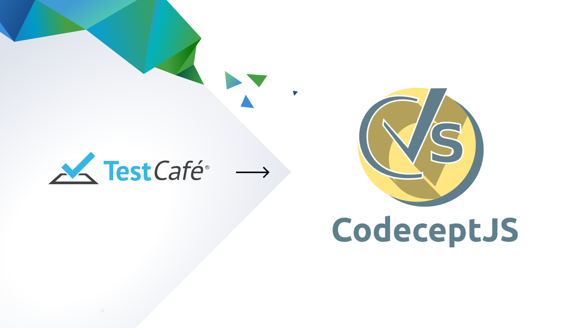 We Are Switching From TestCafe to CodeceptJS – Here's Why