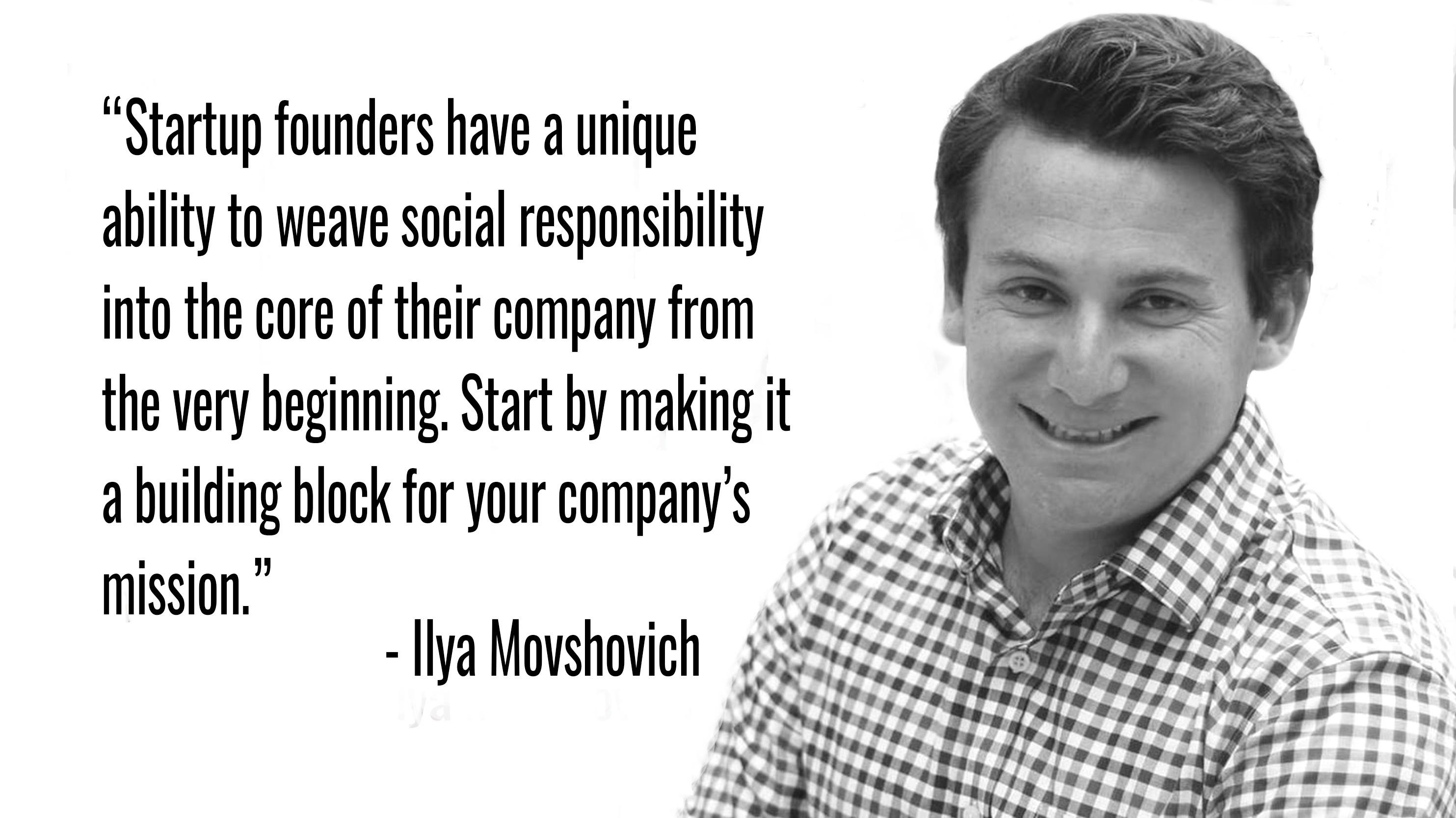 Podcast #55 - Ilya Movshovich DIscusses CARMAnation: Collaboration, Charity and the On-demand Economy