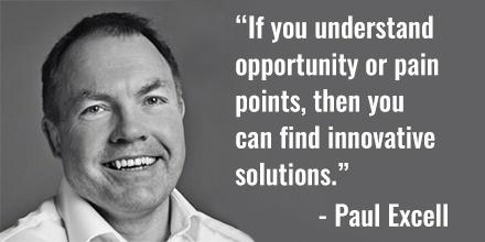 Podcast #60 - Paul Excell Discusses Tech Innovation