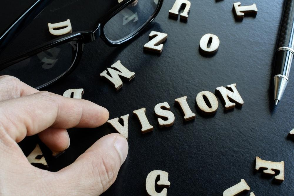 Your Vision is The Key to Success