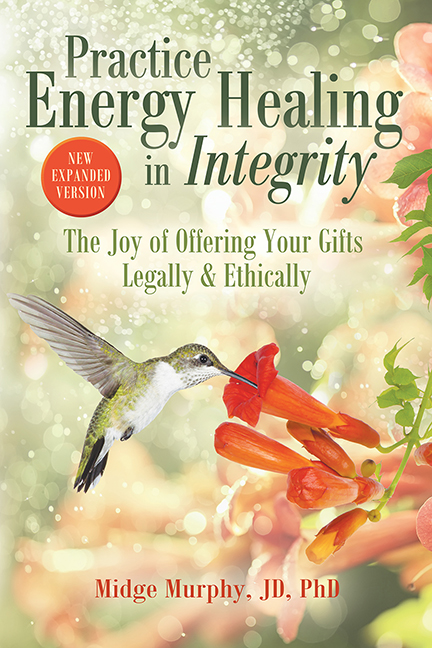 Practice Energy Healing in Integrity - Book Exam