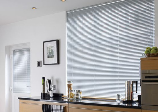 Motorised Venetian Blinds