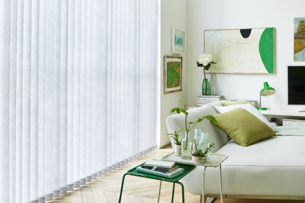 Motorised Vertical Blinds