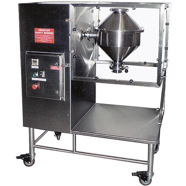 Conical Blender - Laboratory