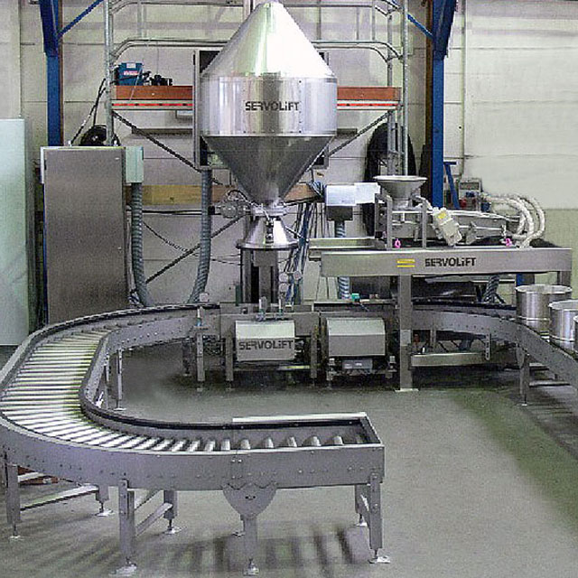 Double Cone Lift Blender