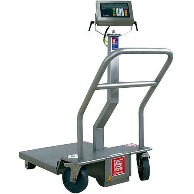 Mobile Weighing Platform MW 300-EX