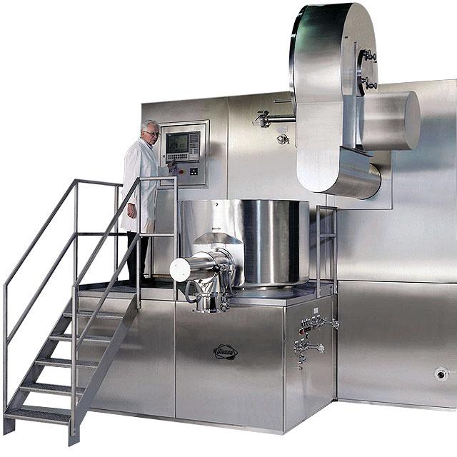 Single Pot Processor VAC 150 - 2000