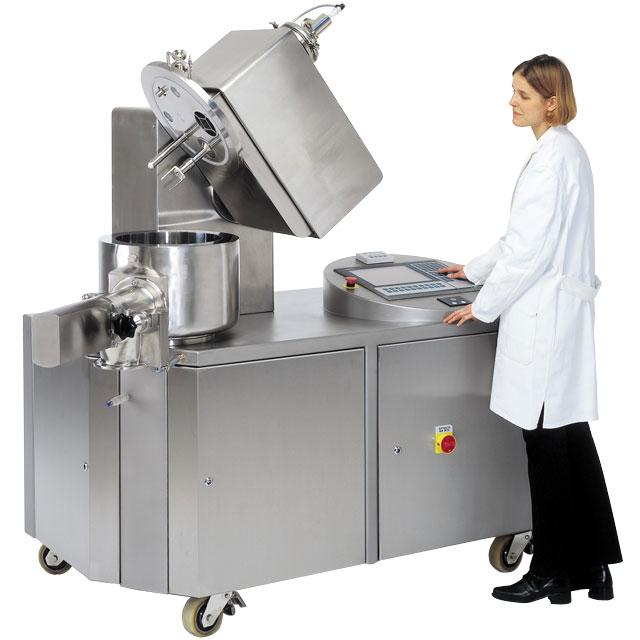 Single Pot Processor PVAC 20 - 50