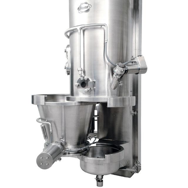 Fluid Bed Dryer CAP25 - CAP1800