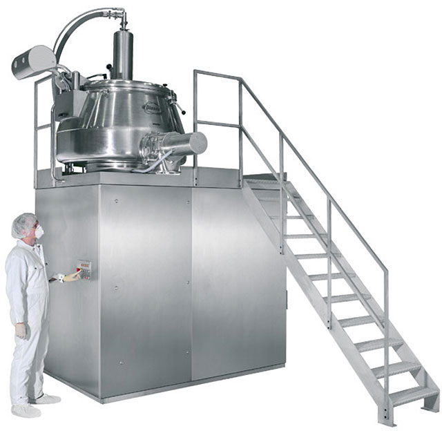 High Shear Granulator P 300 - P 1800