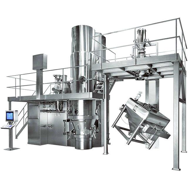 Compact Granulation System CGS