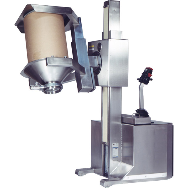 Drum Handler - Mobile with Universal Clamping - Power Drive