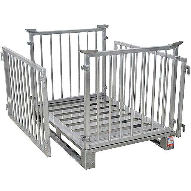 Standard Aluminum Box Pallet