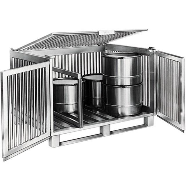 Safety Box Storage Pallet