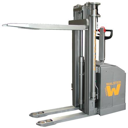 Stainless Steel Walkie Forklift