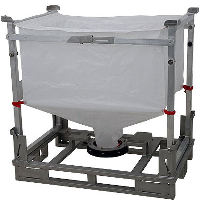 Bag (FIBC) Frame - Collapsible