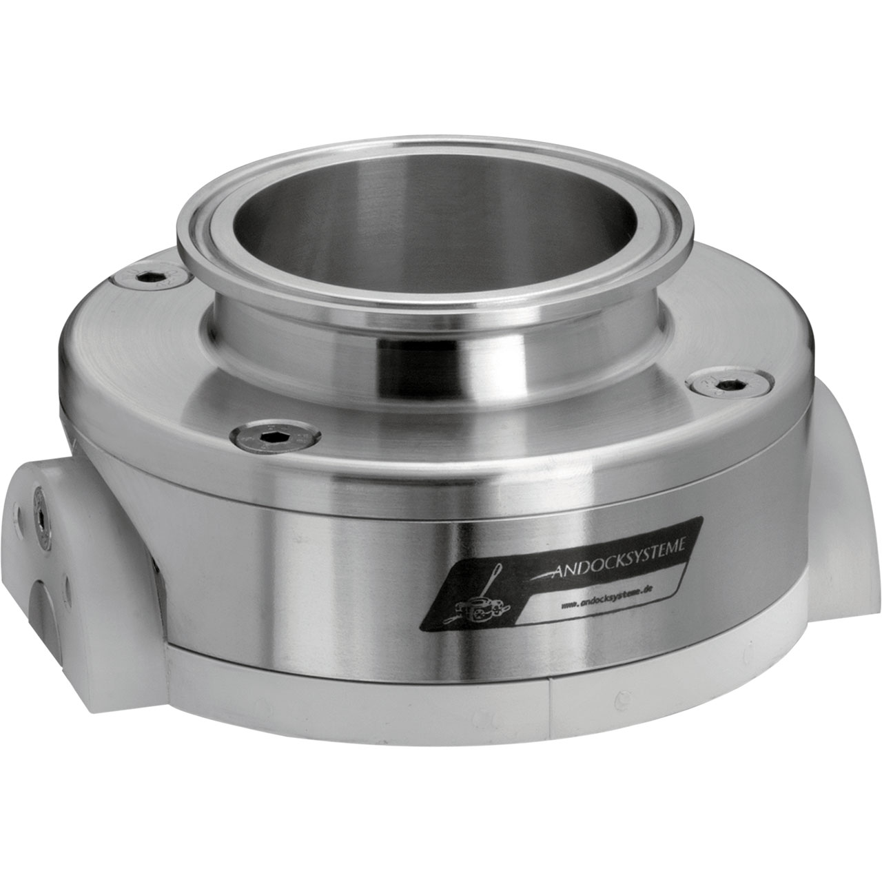 High Containment DN50 Docking Valve - Passive