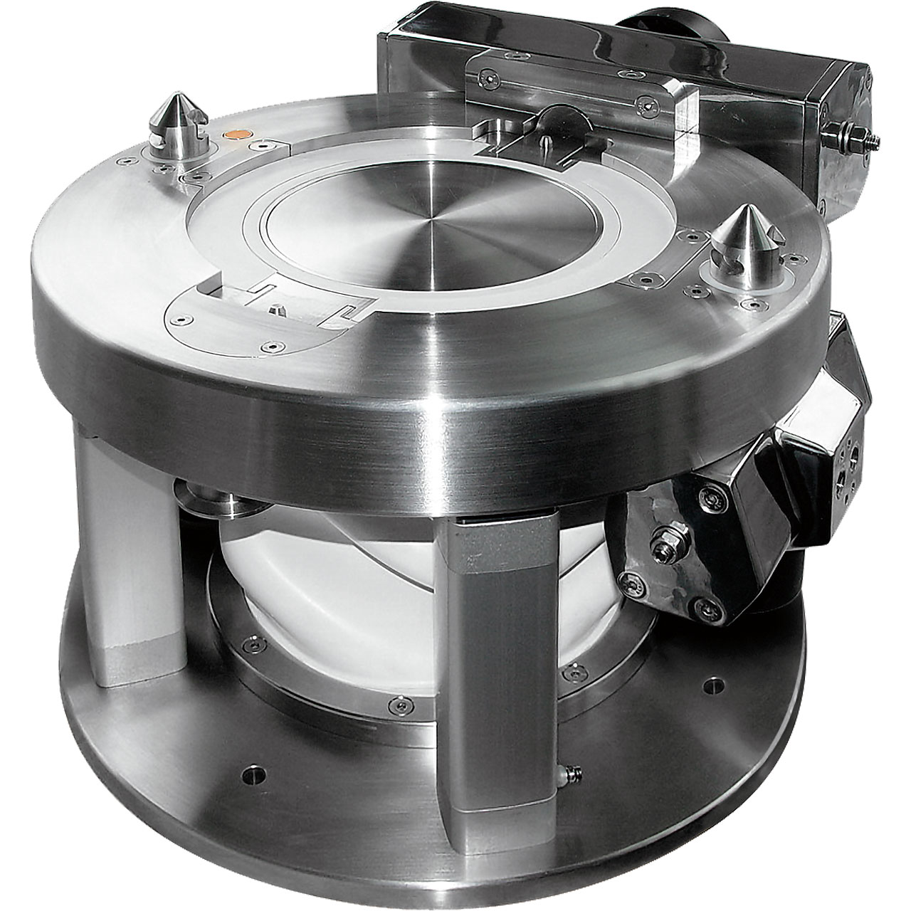 High Containment Valve with Docking Cylinders - Active/Automatic