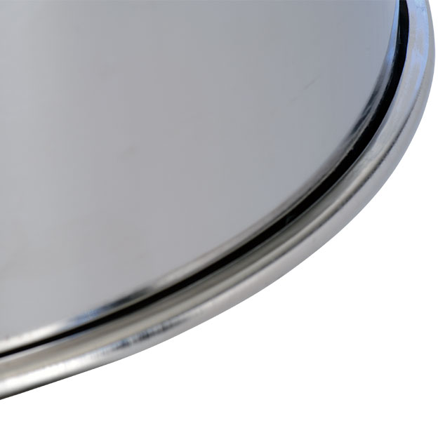 Poplet Image 7 for Stainless Steel Lidded Drum (Dished Bottom)