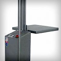 Platform for ROBUSTO Reflex lifters