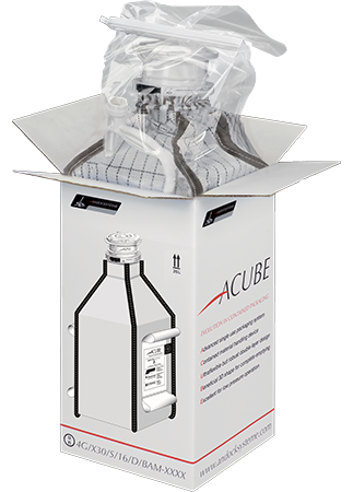 Single-Use FIBC for Packaging, Storage and Transfer