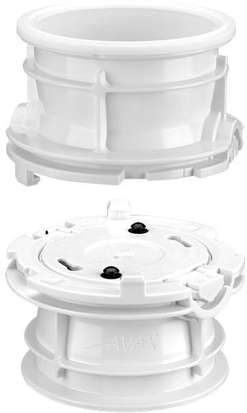 Plastic AVAX valves