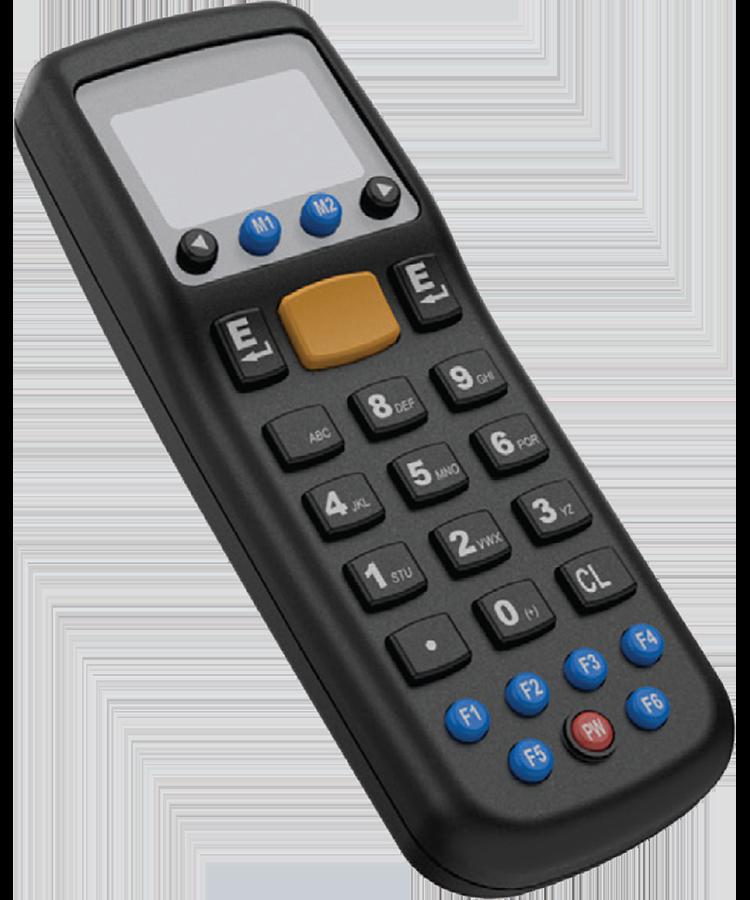 IBC Tracking Scanner