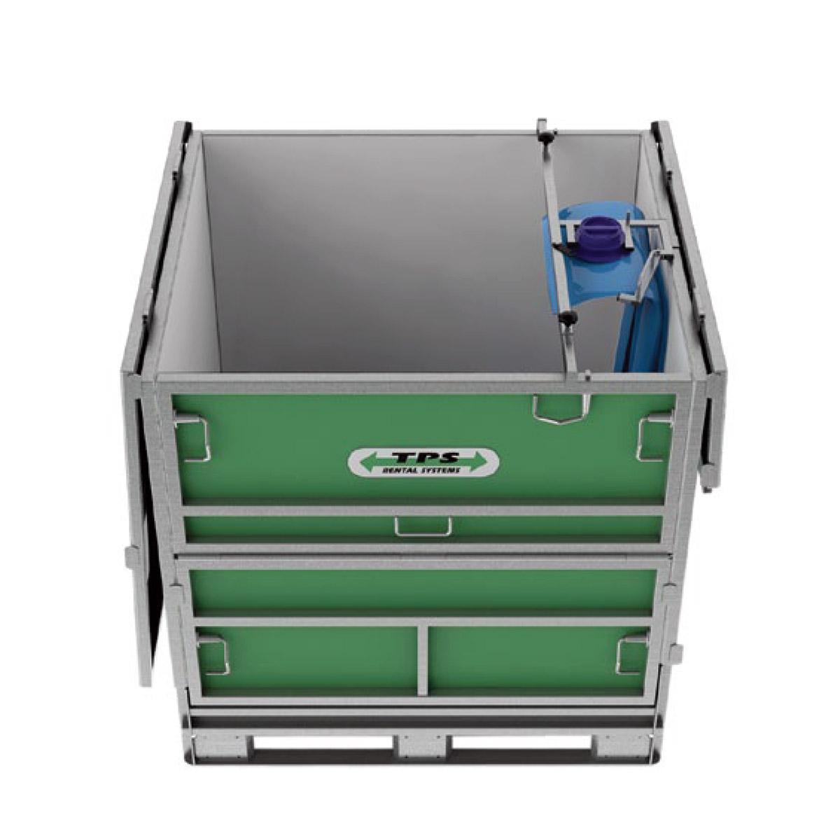 TPS Autofill Retainer