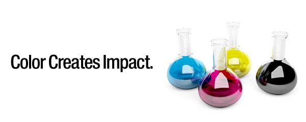 Color Creates Impact.
