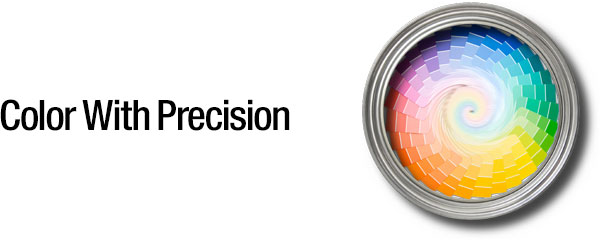 Color With Precision