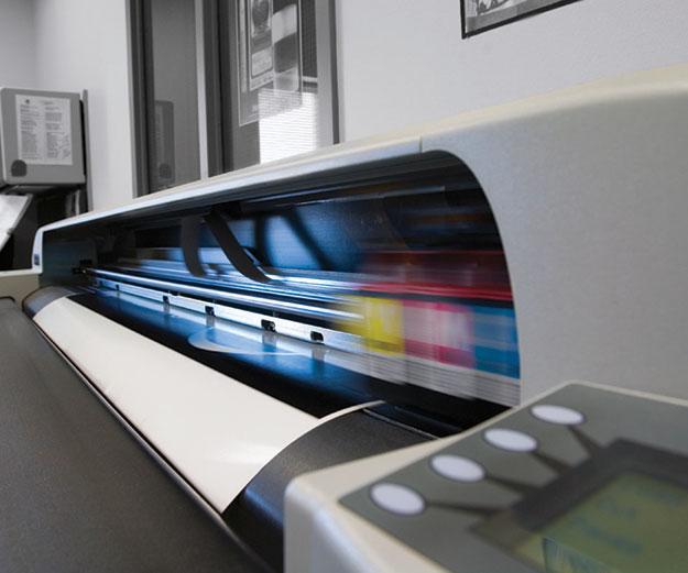 an inkjet printer