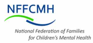 National Federation of Families logo