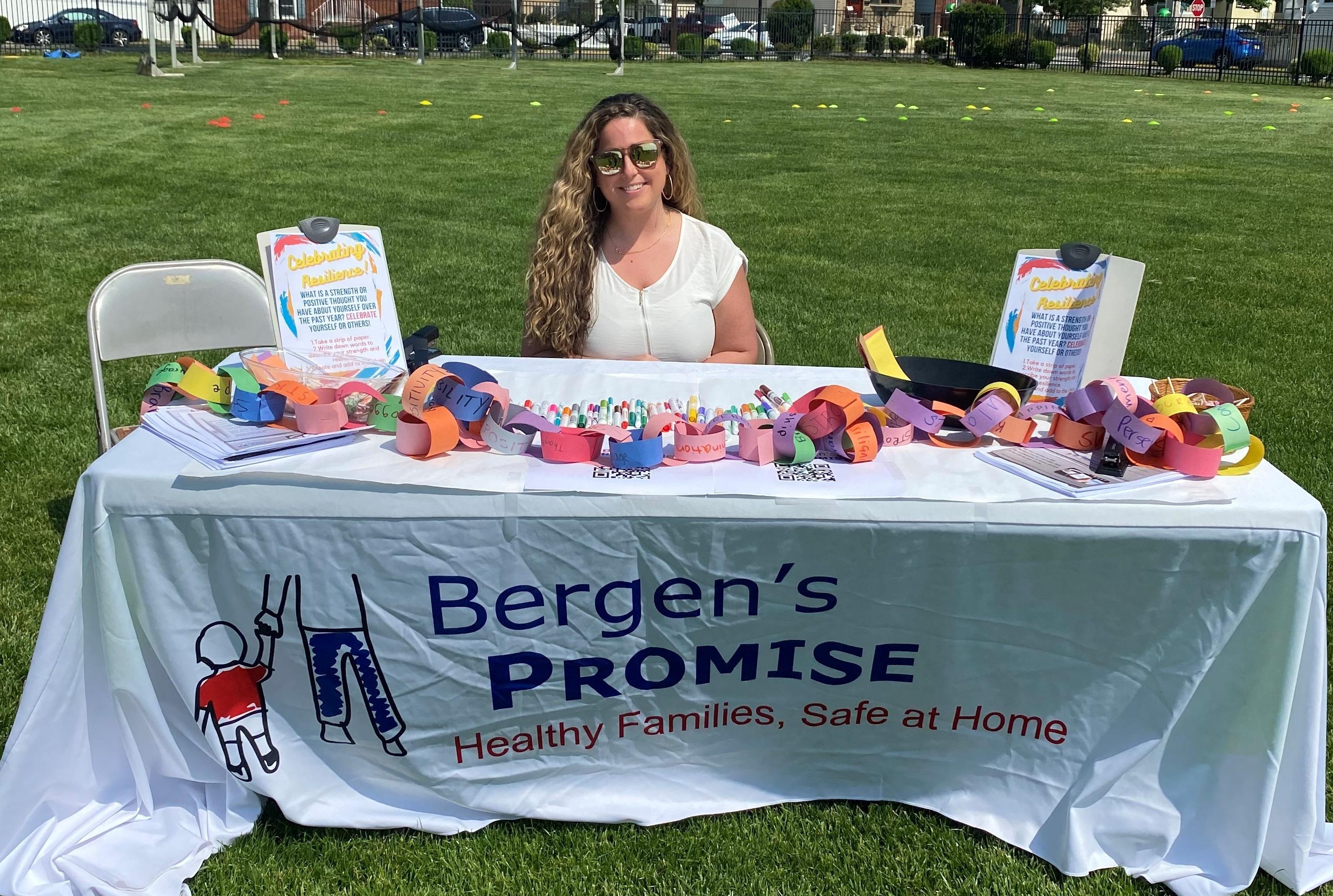 Bergen's Promise at 3rd annual Lyndhurst High School Wellness Fair