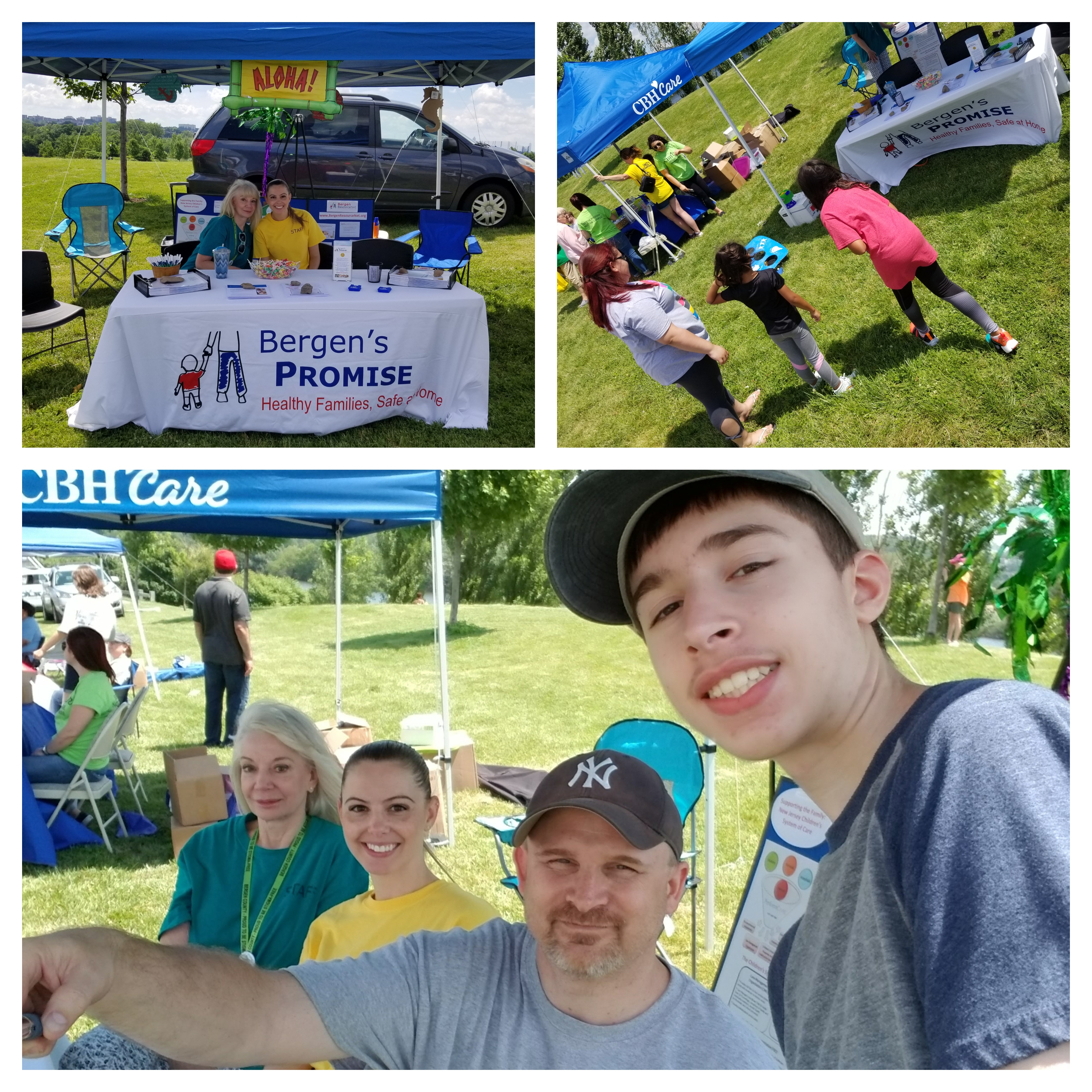 Bergen's Promise exhibits at Unity in the Community Event