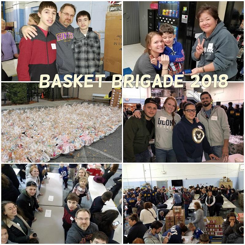 Bergen's Promise Basket Brigade 2018