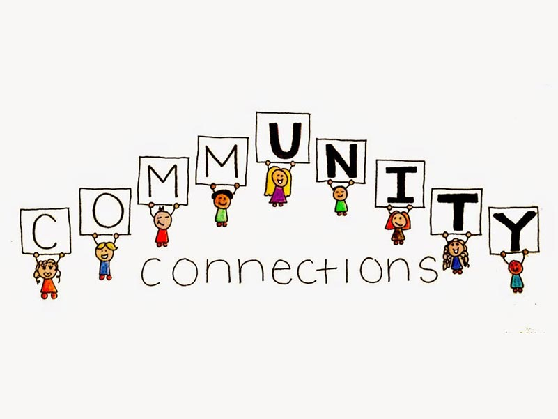 Connecting With Our Communities - A Service Project for Teens!