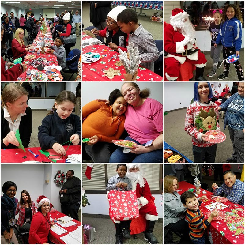 Bergen's Promise Spreading Holiday Cheer in 2018