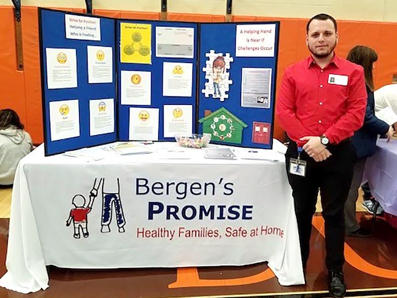 Bergen's Promise at Dumont Wellness Fair