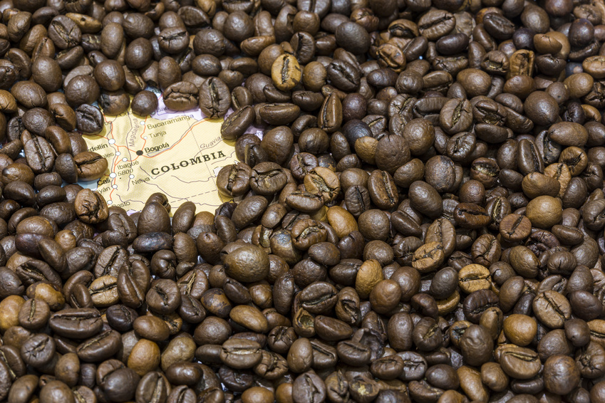Cafe Colombie 250 Grs