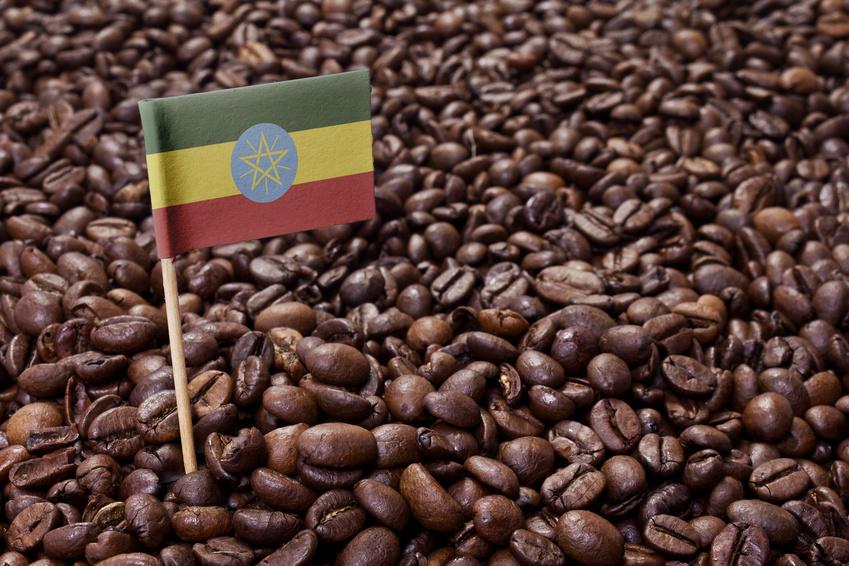 Cafe Ethiopie 250 Grs